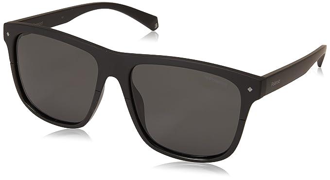 Polaroid PLD 6041/S Gafas de sol, Negro (BLACK), 56 Unisex Adulto