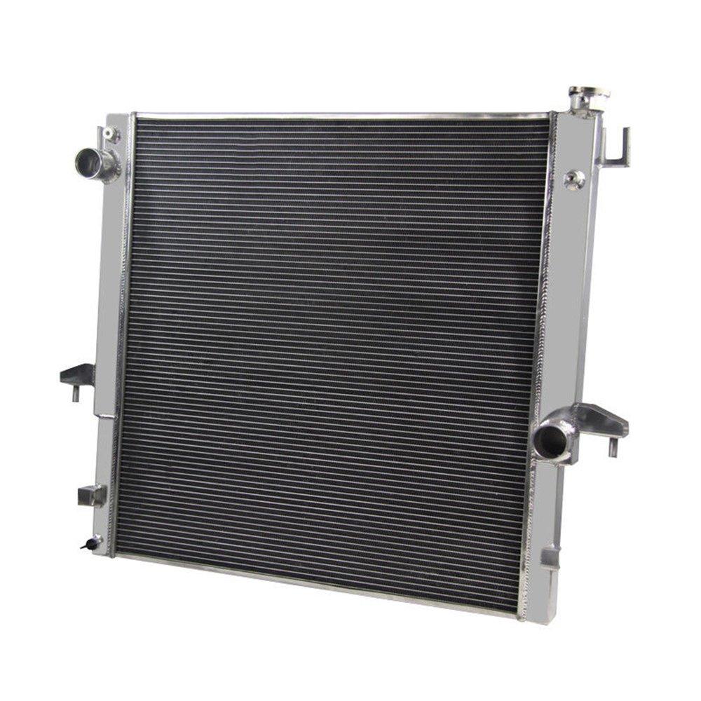 03-10 Ram 3500 5.9L 6.7L Cummins Aluminum 2 Row Core Cooling Racing Radiator