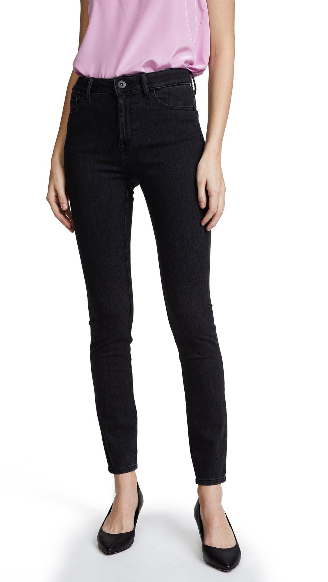 DL1961 Women's Farrow Instaslim Jeans, Magma, 31