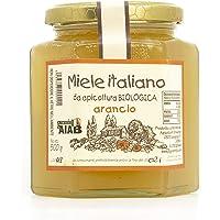Miele di arancio da apicoltura biologica dell'Umbria 500gr