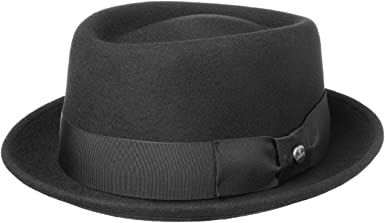 Lierys Crushable Pork Pie Hat Women Men Made In Italy At Amazon Men S Clothing Store