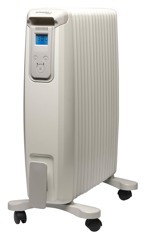 Dimplex EvoRad Oil-Free Radiator, Bluetooth Controlled 2000 W, White/Grey Glen Dimplex Group EVORAD