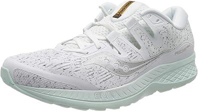 Saucony RIDE ISO, Zapatillas de Running para Mujer: Saucony: Amazon.es: Zapatos y complementos