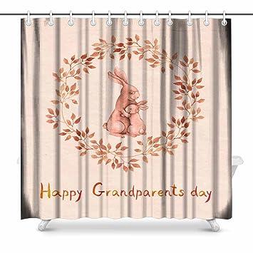 Amazon InterestPrint Grandparents Day Vintage Grandparent