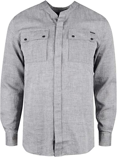 Antony Morato Camisa American Fit - MMSL00459: Amazon.es: Ropa y accesorios