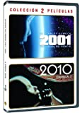 2001: A Space Odyssey + 2010: The Year We Make Contact (2001+2010, Spain Import, see details for languages)