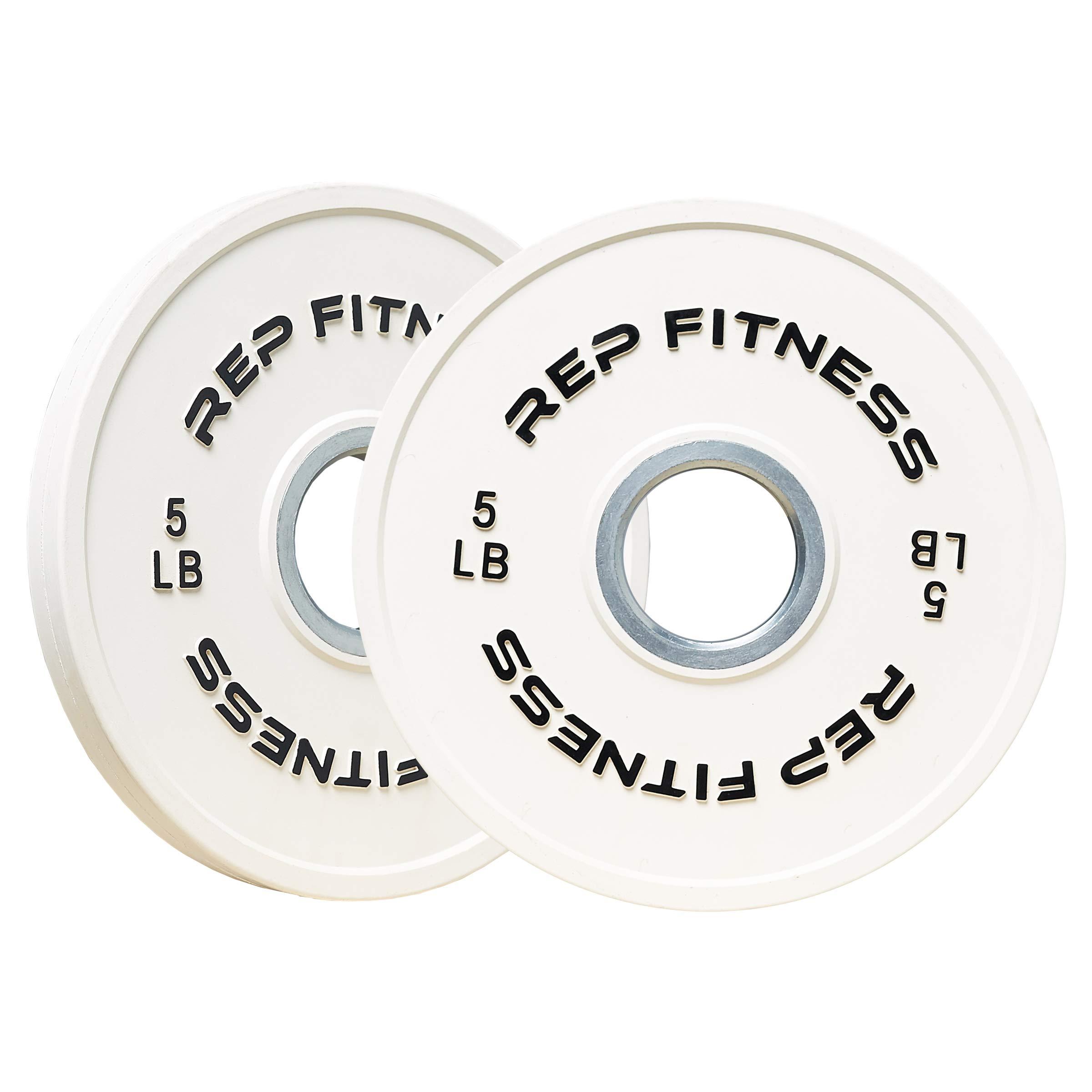 Rep Change Plates - 5.0 lb