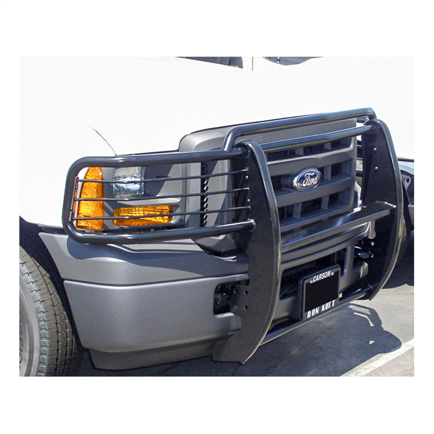 Grilles & Grille Guards F-350 Super Duty ARIES 3057 1-1/2-Inch ...