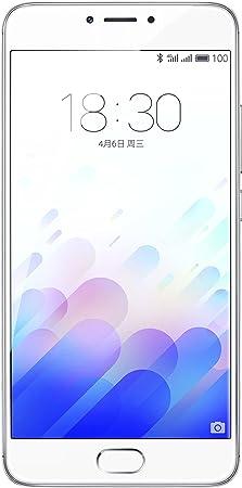 Meizu M3 Note - Smartphone con Pantalla de 5.5 (procesador Octacore Helio P10 3GB RAM, 32GB), Color Plata: Amazon.es: Electrónica
