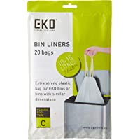 Eko 281HB-EK33603 DRAWSTRING BIN LINERS