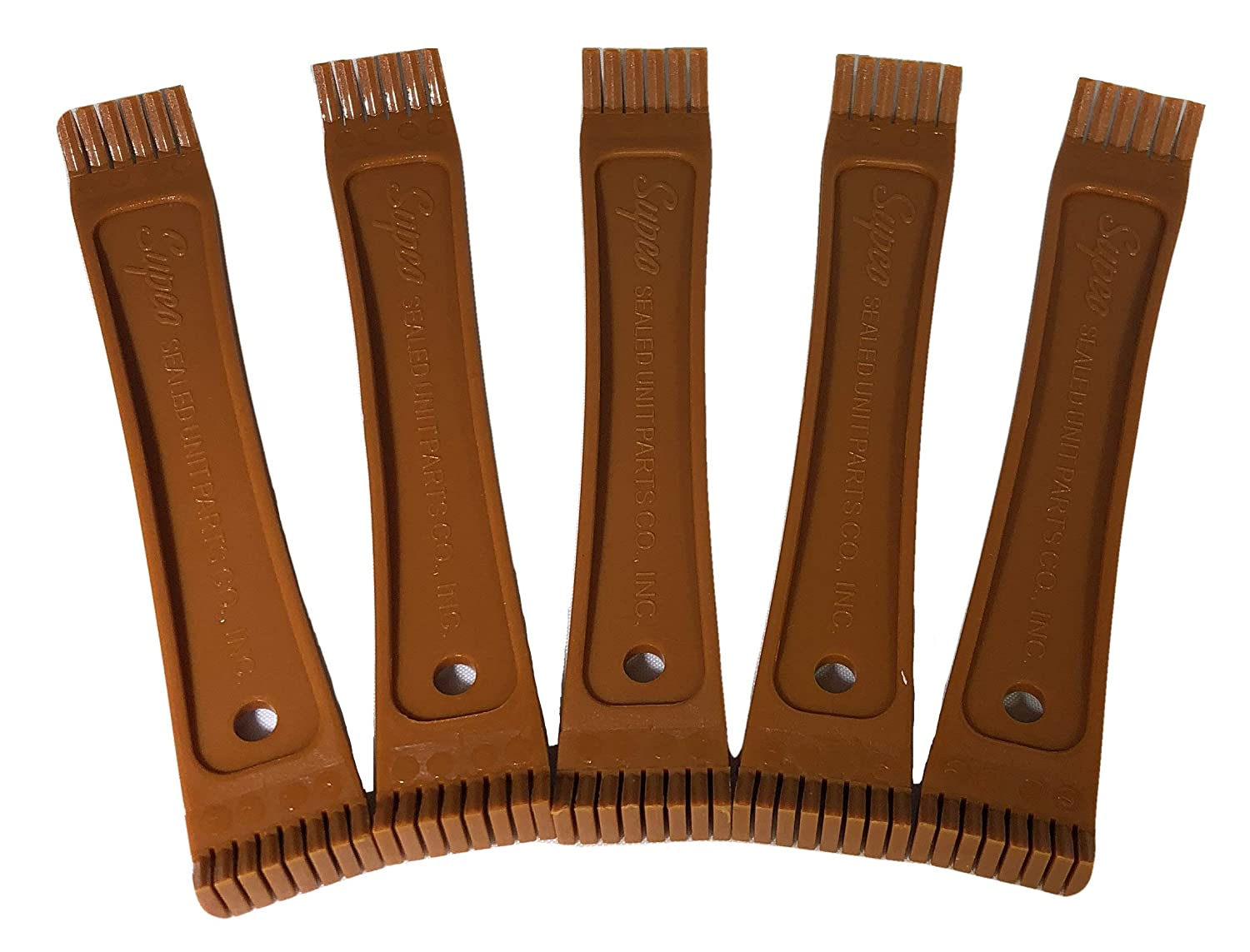 Supco Fin Combs, 8 & 10 Fins Per Inch, Model FC0810, 5 Pack Sealed Unit Parts Co. Inc.