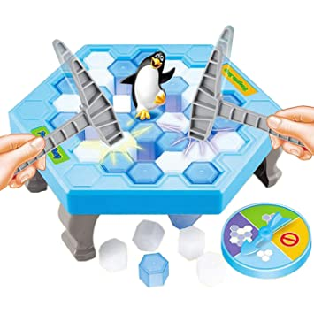 turnraise puzzle giochi da tavolo interactive gioco penguin ice ... - Gioco Da Cucinare