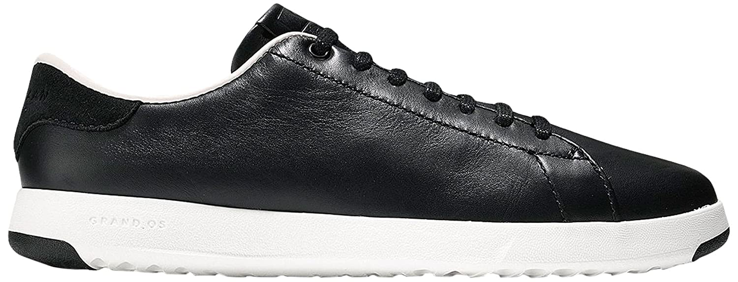 812ff7f38b8 Cole Haan Women's GrandPro Tennis Leather Lace OX Fashion Sneaker