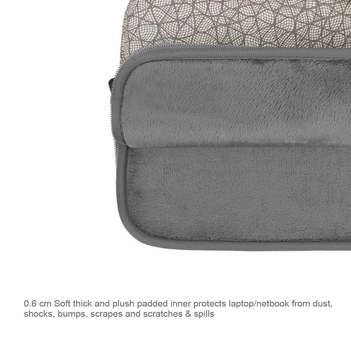 92ff59d68c Arvok 15-15,6 Pollici Custodia Borsa Sleeve per Laptop, Protettiva Manica  Case per 15.6