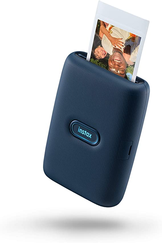 Fujifilm Instax Mini Link Smartphone Printer - Dark Denim
