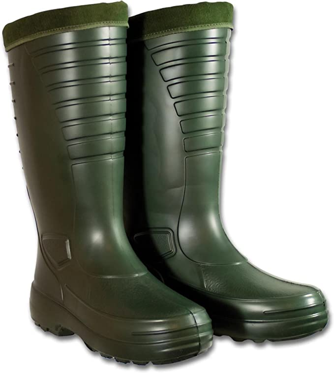 Lemigo GRENLANDER 862 EVA rubber boots fishing boots lined winter boots