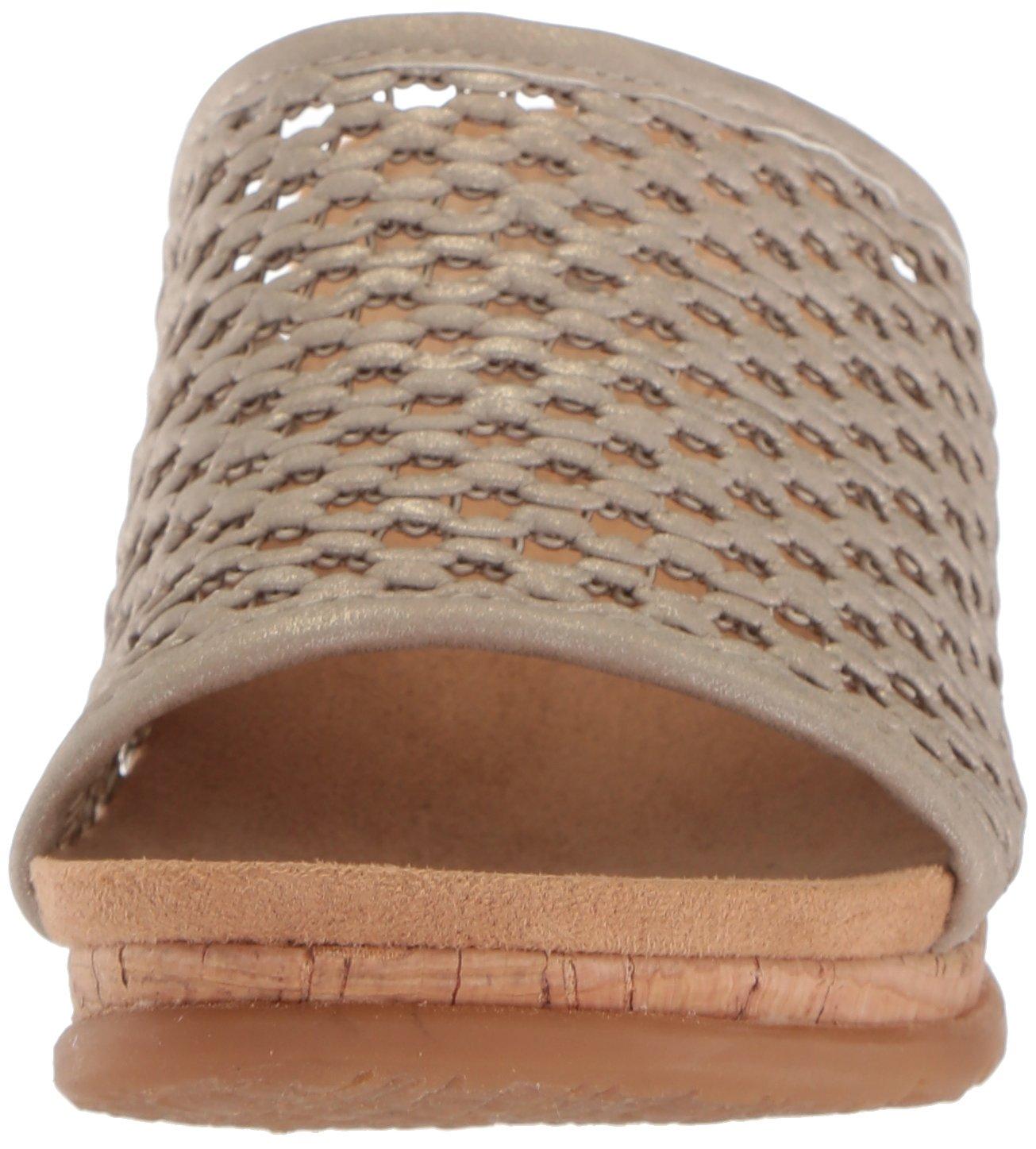 BareTraps Women's Flossey Slide Sandal B075XXNRMM 9 B(M) US|Champagne