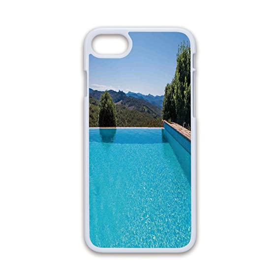 low priced cd85b 5d513 Amazon.com: Phone Case Compatible with iPhone7 iPhone8 White Soft ...