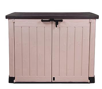 Ondis24 Keter Store It Out Max Gartenbox Mülltonnenbox Gerätebox ...