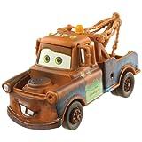 Disney/Pixar Cars, 2015 Radiator Springs Die-Cast Vehicle, Mater #1/19, 1:55 Scale
