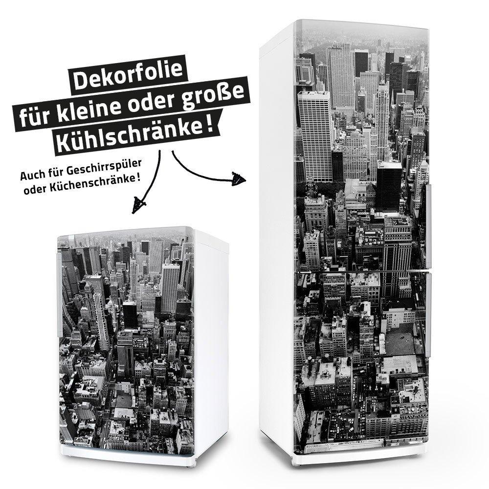 Amazon.de: Kühlschrank- & Geschirrspüler-Aufkleber --- New York ...