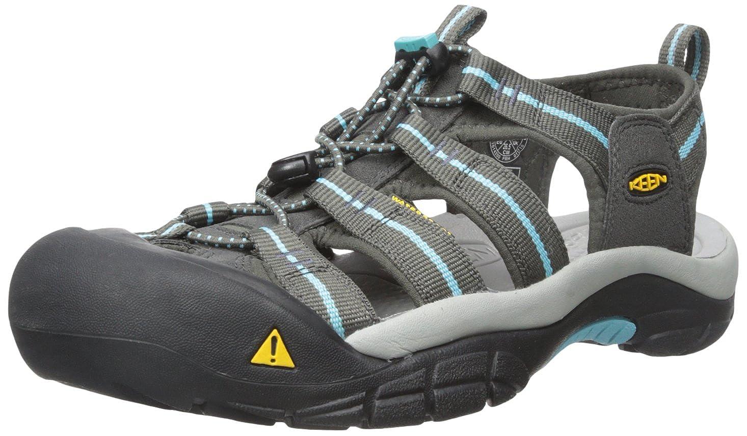 Raven  Capri KEEN Women's Newport H2 Sandals