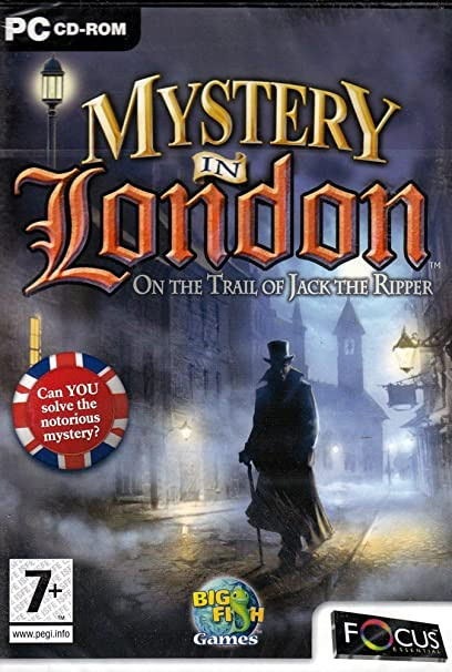 MYSTERY IN LONDON: JACK THE RIPPER
