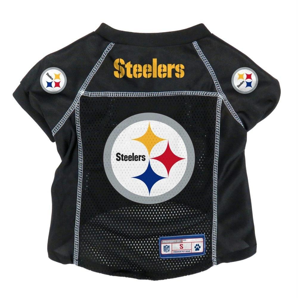 c4324881c Amazon.com   Pittsburgh Steelers Dog Pet Mesh Jersey Large   Pet Supplies