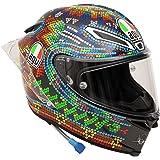 AGV Pista GP R Helmet - Winter Test 2018 (Small-Medium) (Black)
