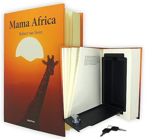 BOOK-ALIKE | Caja fuerte con forma de libro | El escondite ...