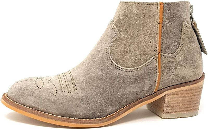 ALPE 4011 – Ankle Boots with Zip and