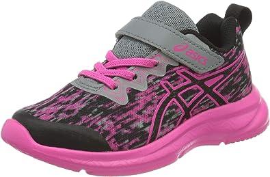 ASICS 1014A098-021_34,5, Zapatillas de Running Unisex niños, Rosa, 34.5 EU: Amazon.es: Zapatos y complementos