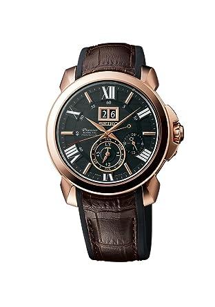 2993402e0e3b0 Seiko Premier Novak Djokovic Special Edition SNP146P1 Watch Perpetual  Calendar