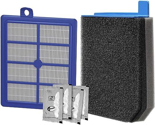 Electrolux 900 923 000 ESKC9 Performance - Juego de Accesorios para PureC9, Color Blanco: Amazon.es: Hogar