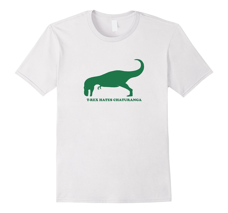T-Rex Hates Chaturanga-RT