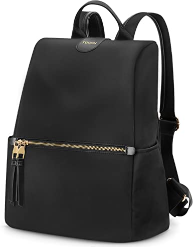 Backpack Womens Bag Backpack Leather Waterproof Party Simple Casual Shopping Backpack Black Travel Bag