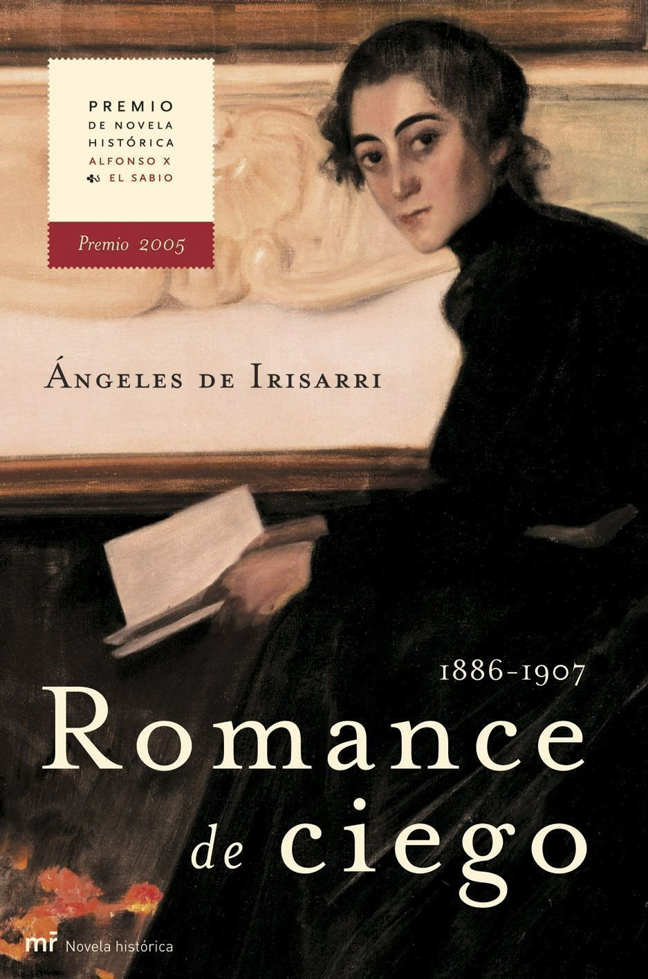 Romance De Ciego Mr Novela Histórica Amazon Es Irisarri ángeles De Libros