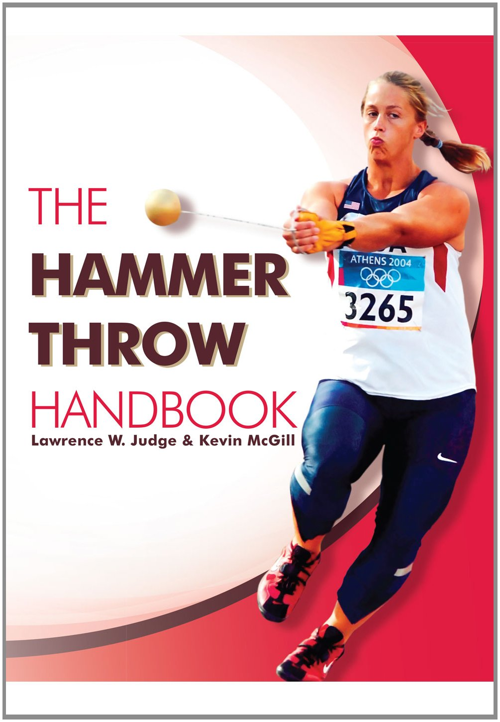 Hammer Throw Handbook Larry Judge
