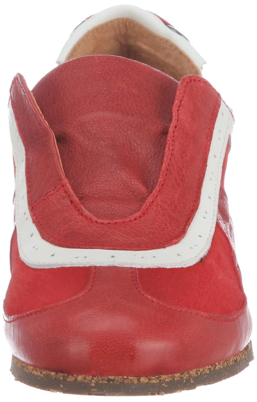 SAMURAI 1796593, Damen Sneaker, Rot (Mestico Diana/Kid Suede/Iceberg/Red/Red/Off white 096), EU 39 Stork Steps