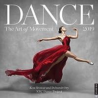 Dance 2019 Calendar: The Art of Movement
