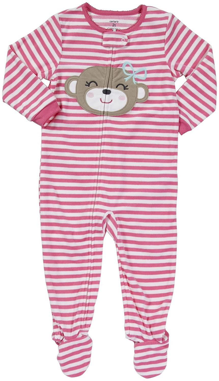 Carters Baby Girls L//s Footed Blanket Sleeper Quidsi 357