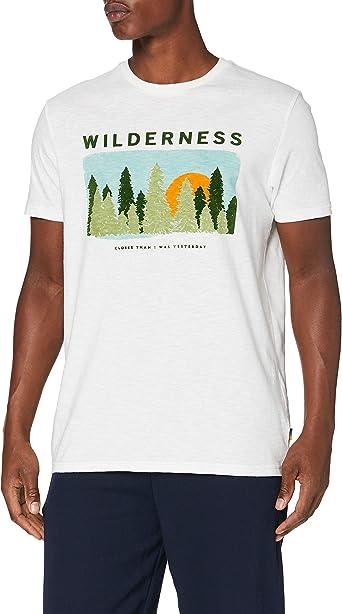 TALLA S. Springfield Camiseta para Hombre