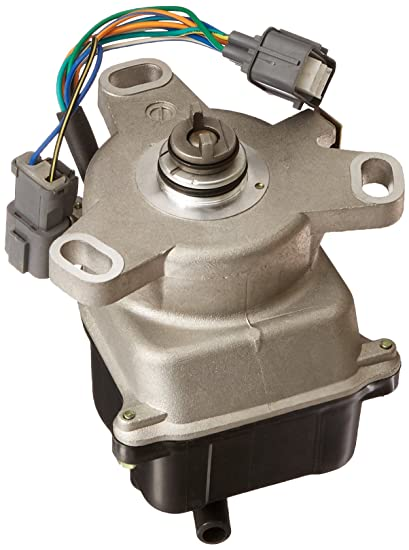 amazon com: ignition distributor for honda civic dx, cx, lx non v-tec fits  td-41u / td-47u / td41u / td47u: automotive