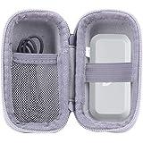 Aenllosi Hard Carrying Case for Jaybird Vista True Wireless Bluetooth Sport Earbuds (Grey)