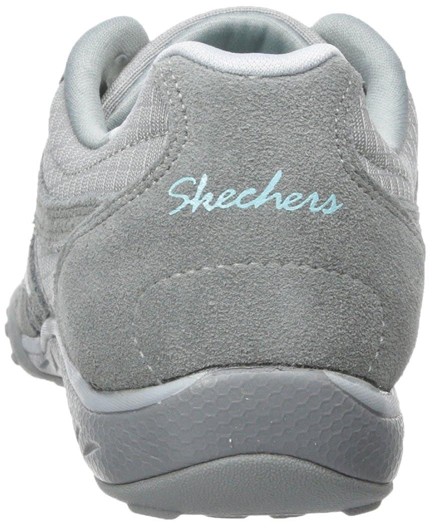 Skechers Damen Breathe-EasyJackpot Sneakers Grau (Gry)