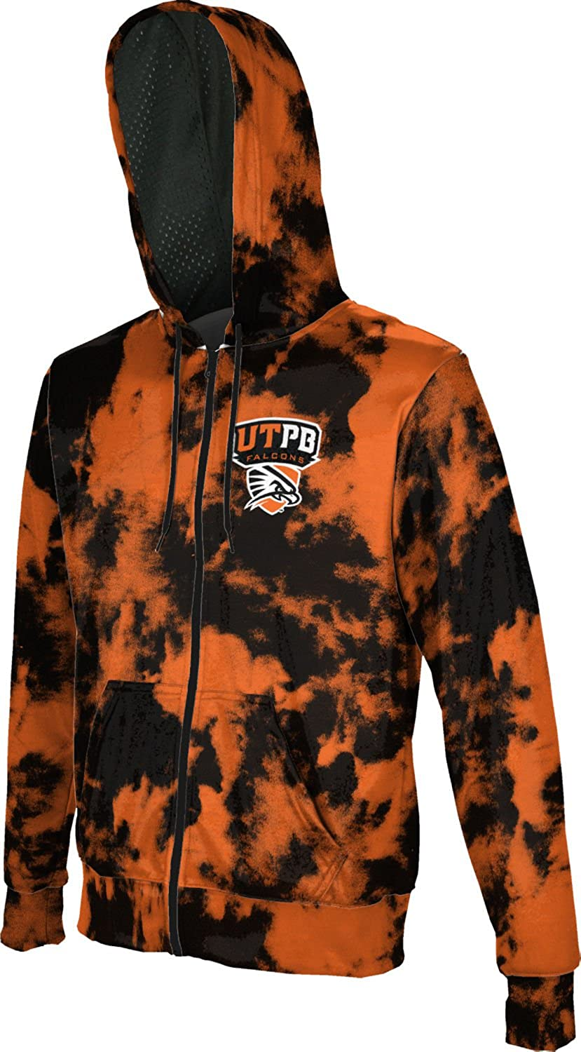 ProSphere The University of Texas of The Permian Basin Boys Full Zip Hoodie Grunge