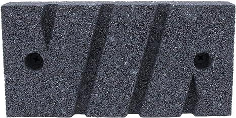 Piedra Grano 20 152x76x76 mm Amoladora de hormig/ón rallador de ladrillo