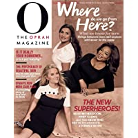 1-Year O The Oprah Magazine Subscription