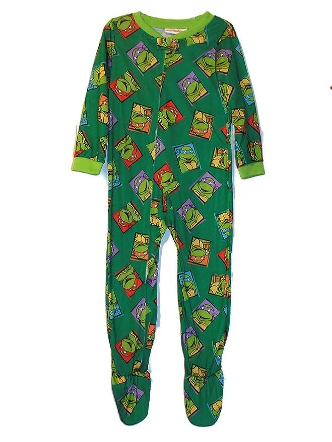 Amazon.com: Teenage Mutant Ninja Turtles Boys 3T Polyester ...