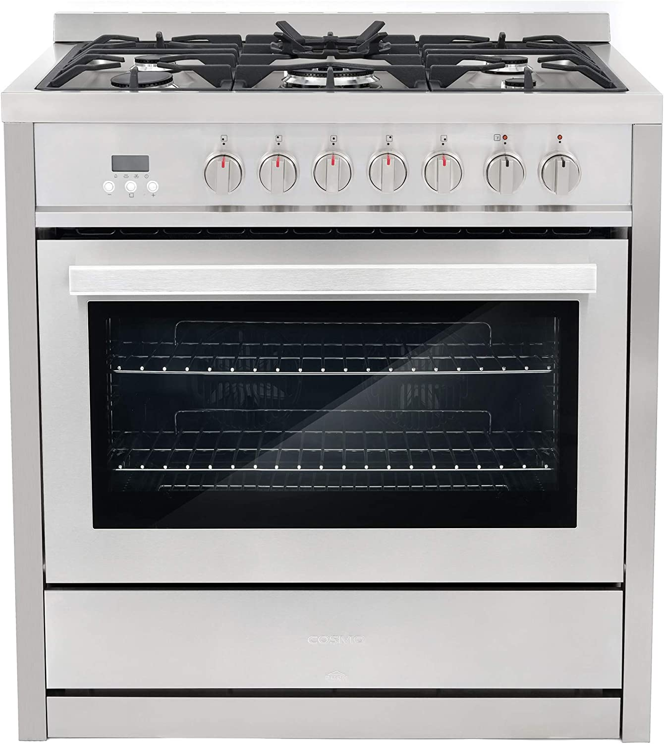 Choose Top 8 Best gas range for Home Chef in 2020 12